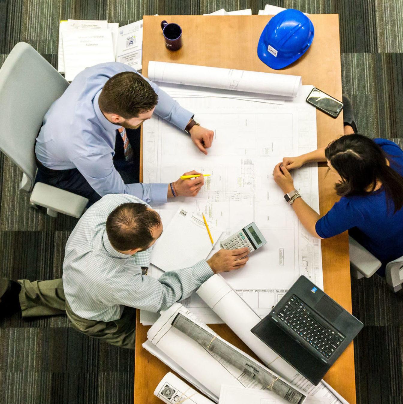Project engineering TEHA SF